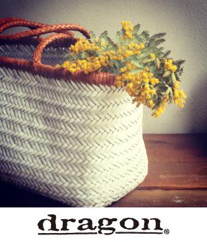 DRAGON レザーバッグ