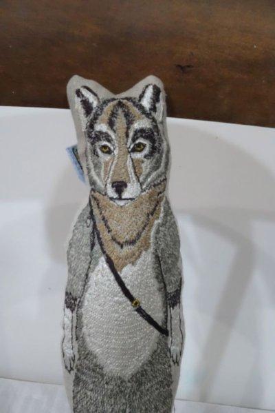 画像1: CORAL & TUSK ミニドール(ポケット) /WOLF