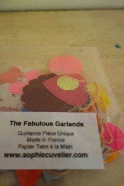 画像1: FABULOUS GARLANDS ランダム ミックス/マルチ