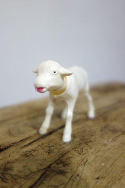 画像1: 仔羊/首振りドール (1)