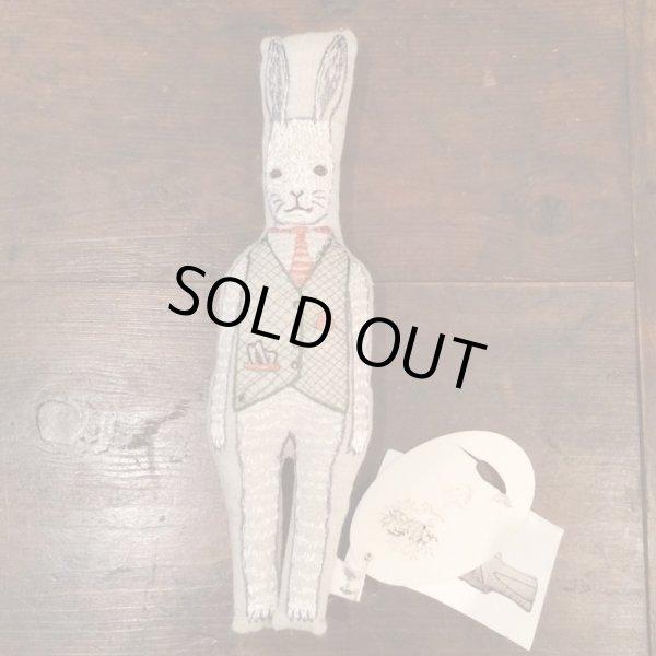 画像1: CORAL & TUSK ポケットドール/ウサギ (1)
