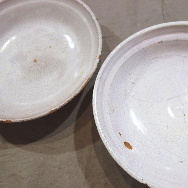 画像1: ブロカント 陶器/キュノワール 大皿/NO.59 (1)