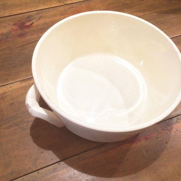 画像1: ブロカント 陶器/ディアゴン&サルグミンヌ窯 キャセロール/NO.2 (1)