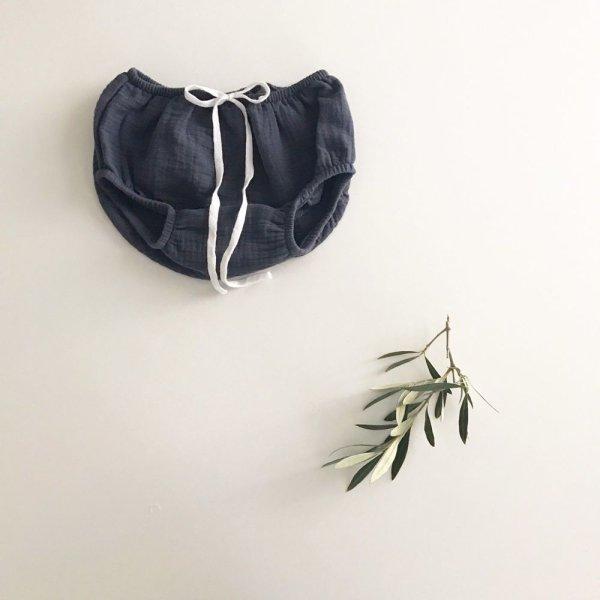 画像1: liili baby bloomer ブルマー/midnight:ミッドナイト (1)
