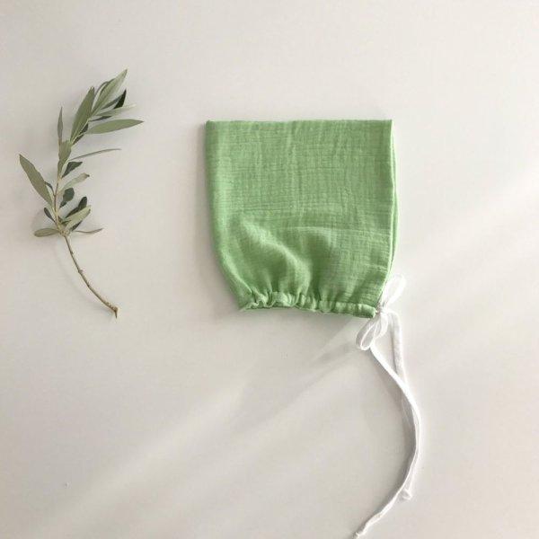 画像1: liili pixie bonnet ボンネット/summerapple:サマーアップル (1)