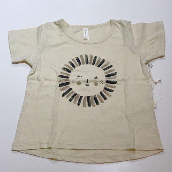 画像1: Rylee & Cru BABY プリントTシャツ/スマイルフェイス (1)